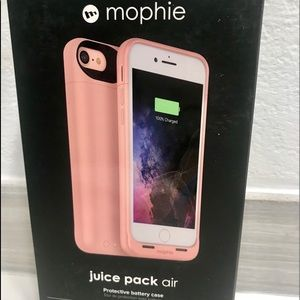 Mophie Juice Pack Air Made For iPhone 7-Rose Gold